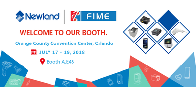 Newland Invites You To FIME 2018